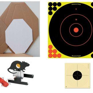 targets en plakkrs