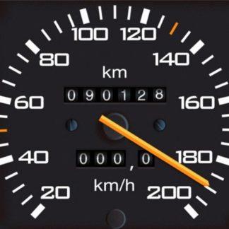 snelheidsmeters